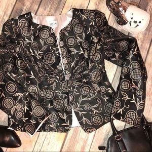 Armani Asian Inspired Jacket